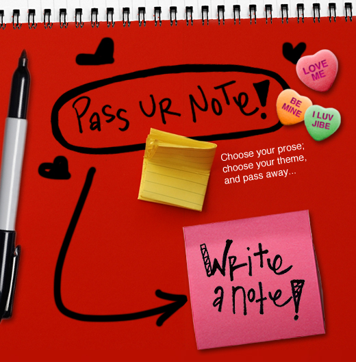 Pass Your Note