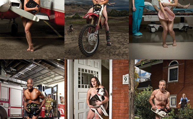 """XINSURANCE """"That's Not Covered"""" Campaign photography"""