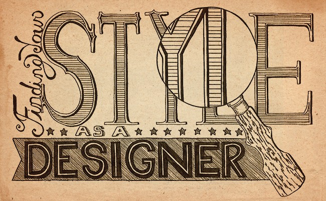 Finding Your Style as a Designer