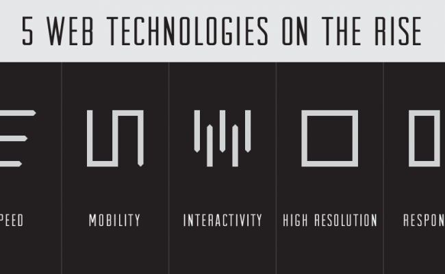 5-Web-Technologies-on-the-Rise