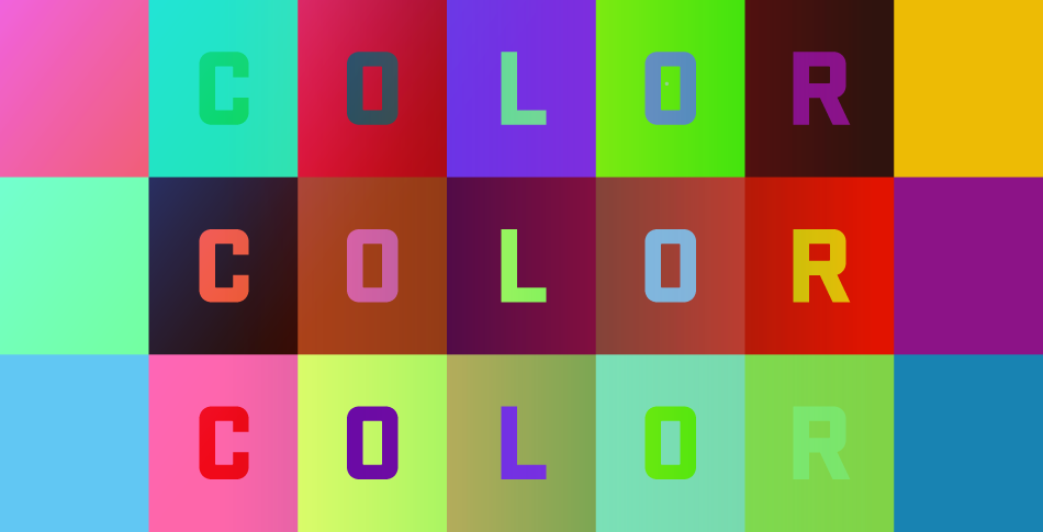 The Language of Color and Visual Identity