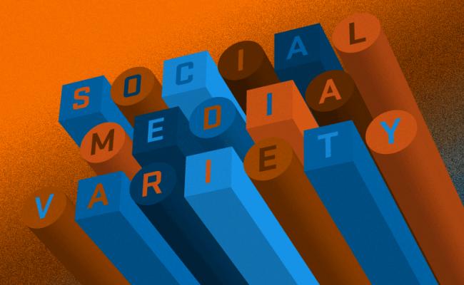 social-media-variety